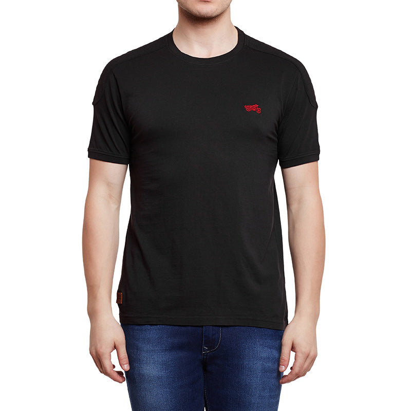 Classic Moto T-Shirt Black - Royal Enfield