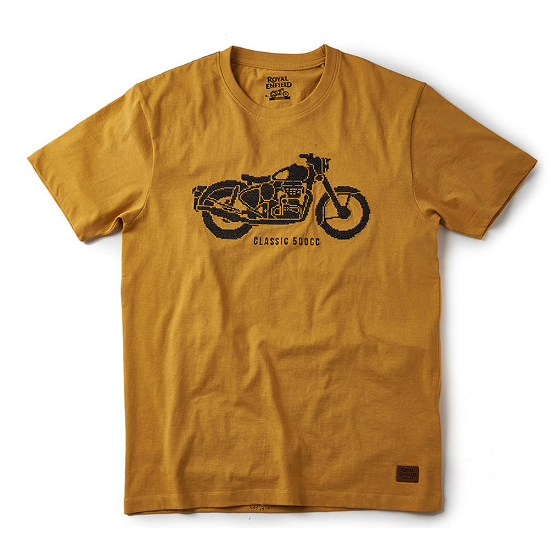 CLASSIC NEEDLECRAFT T-SHIRT