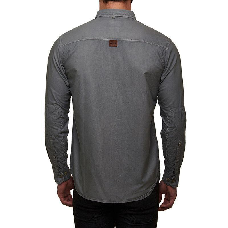 Classic Oxford Shirt Grey