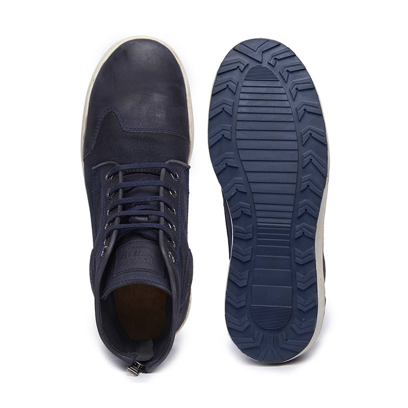 Cooper Sneakers Navy Blue - Royal Enfield