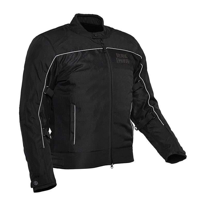 Explorer V2 Jacket-Black