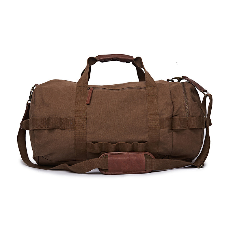Flying Flea Duffel Bag Khaki Brown - Royal Enfield