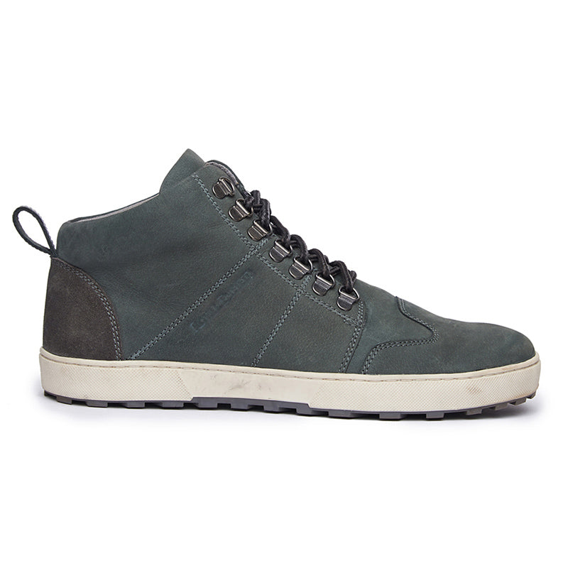 Geoff Sneakers Grey Shroud