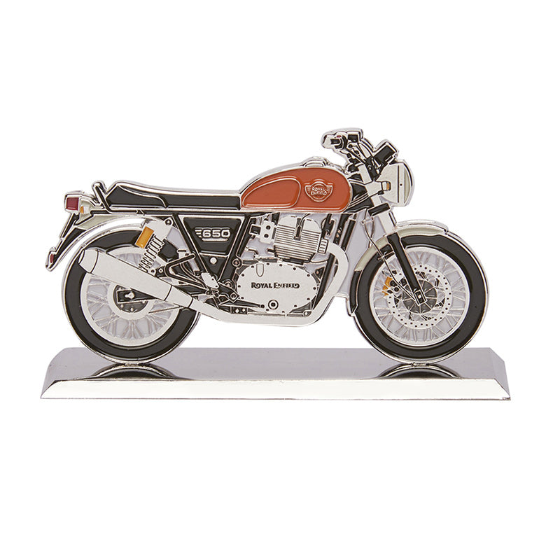 Interceptor 650 2D Scale Model Crush Orange - Royal Enfield