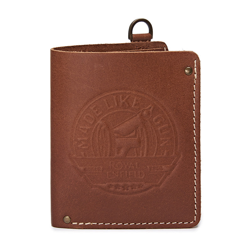 Mlg Bifold Wallet Light Brown