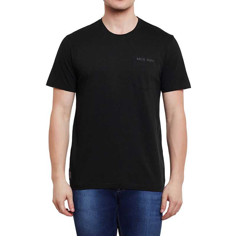 Mlg Pocket T-Shirt Black