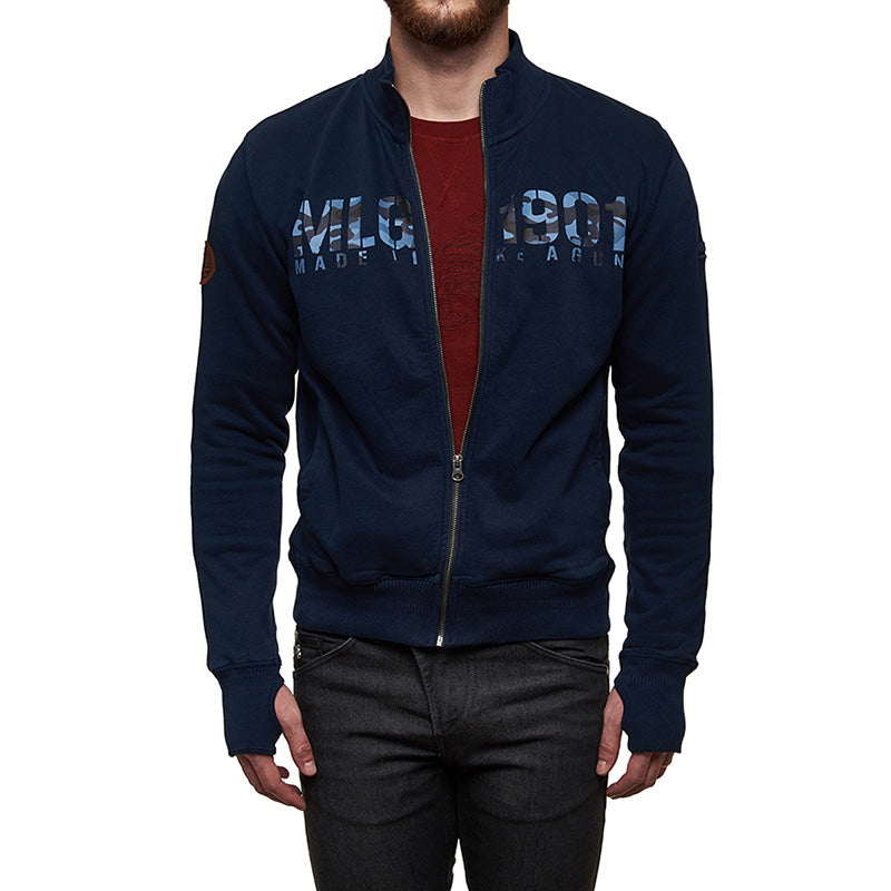 Mlg Sweatshirt Navy Blue