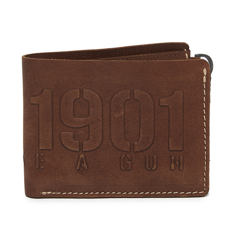 Mlg Wallet Dark Brown