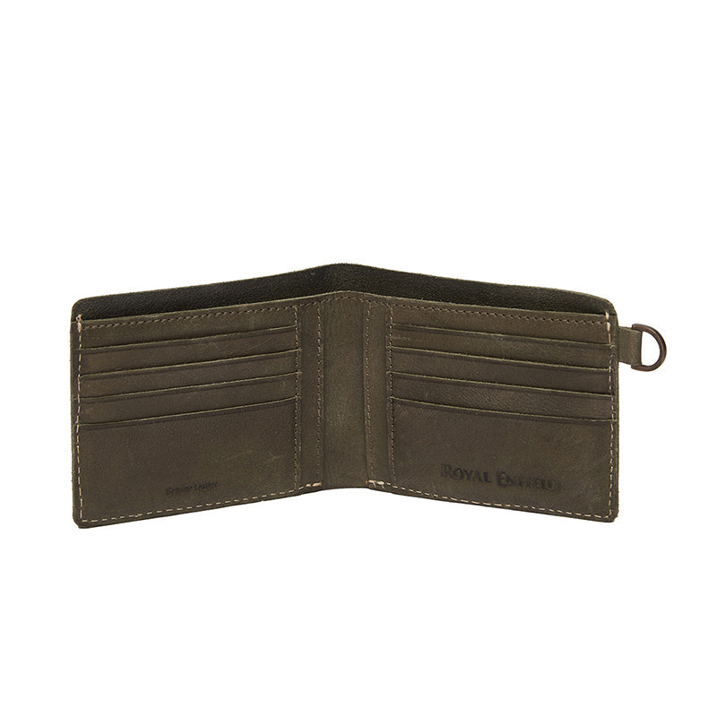 Mlg Wallet Olive Green