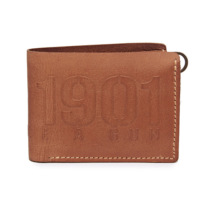 Mlg Wallet Light Brown