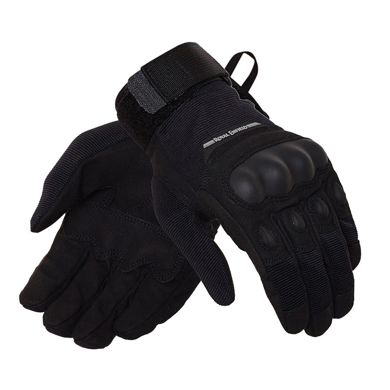 Re Military Gloves Black