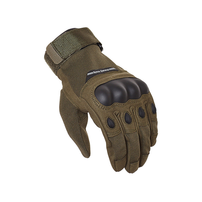 Military Gloves Olive Green