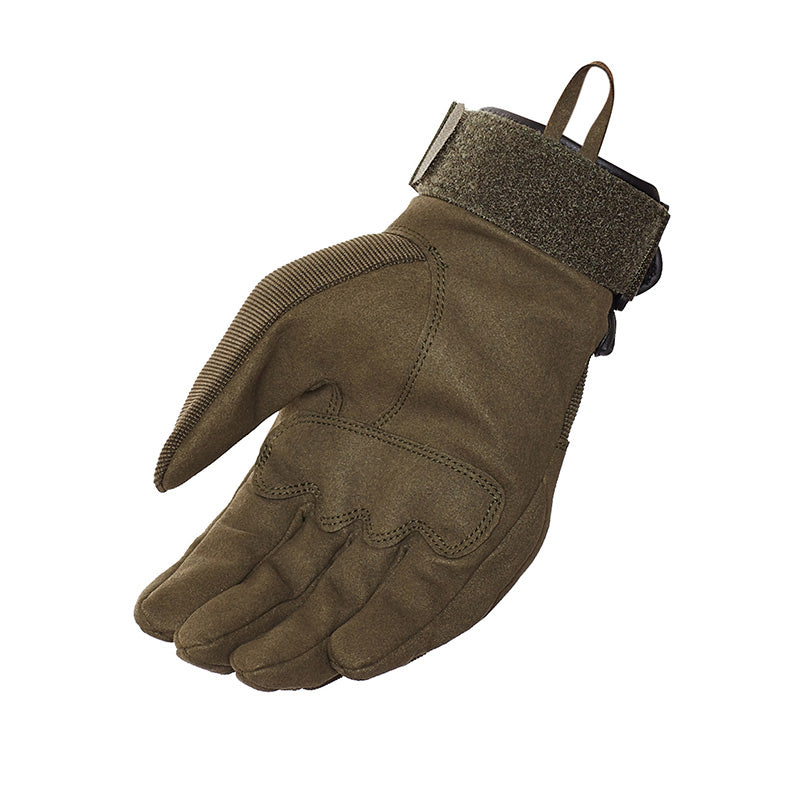 Military Gloves - Olive Green - Royal Enfield