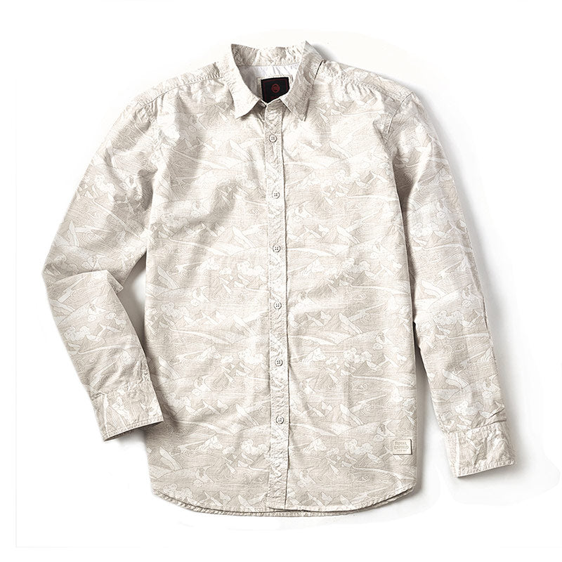 Mountainwaves Shirt Khaki