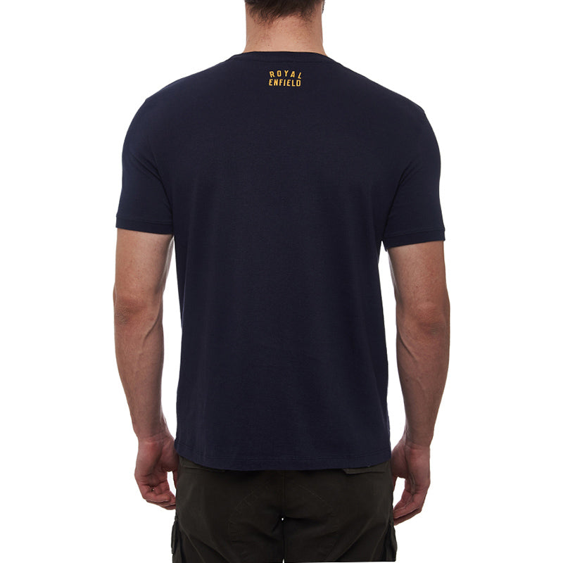 Parts And Services T-Shirt Navy Blue