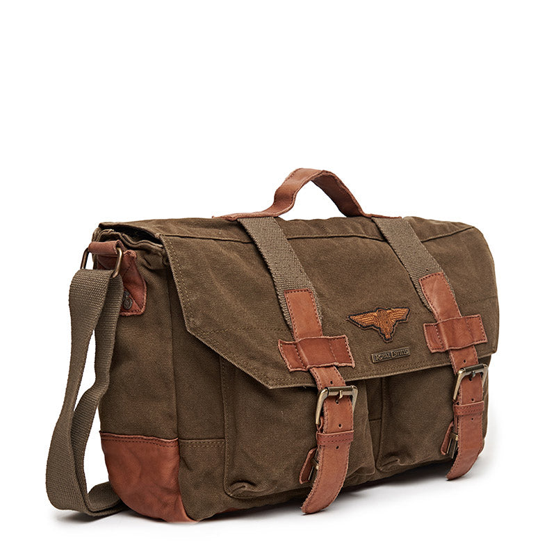 b1bbc2b018 Buy PEGASUS MESSENGER BAG (Olive Green) Online