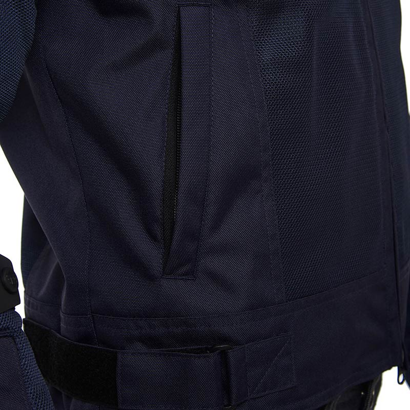 Pushkar Jacket Navy Blue