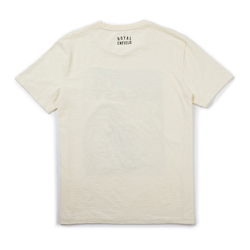 Ride The Coast T-Shirt Off White