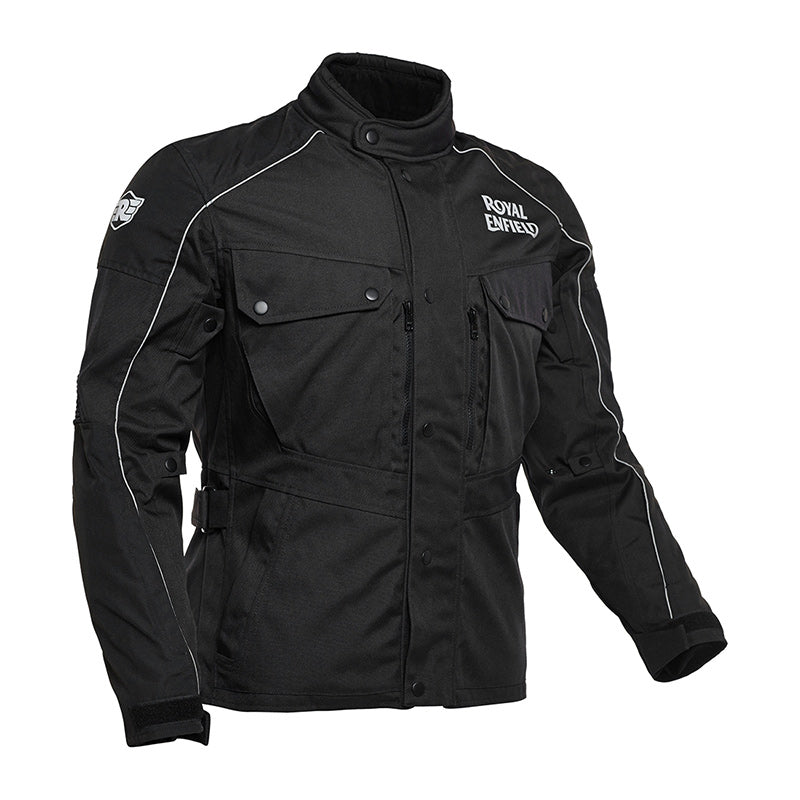 Safari Touring Jacket Black