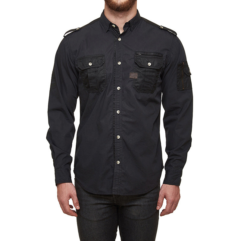 Stealth Shirt Stealth Black