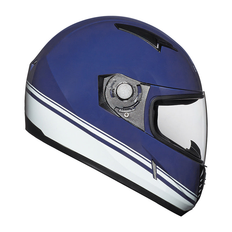 Street Base Stripe Helmet Blue