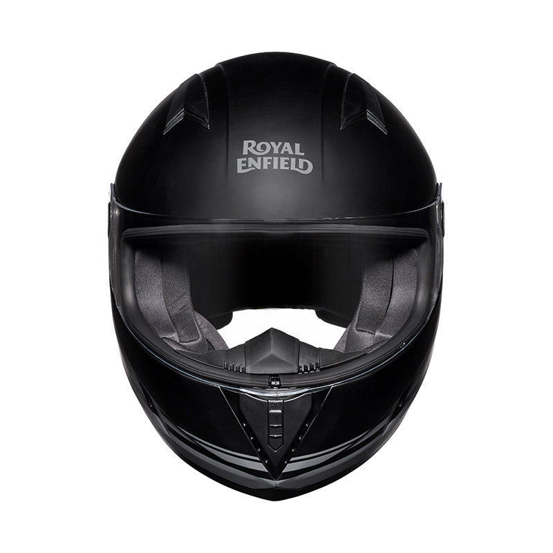 Street Pin Stripe Helmet Black