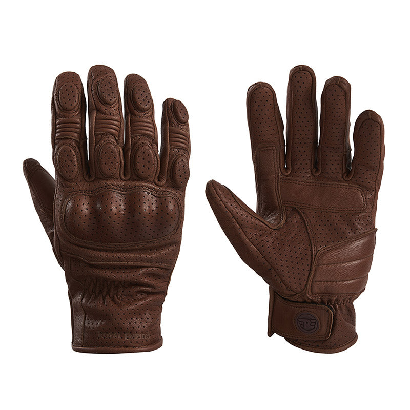 Streetborn Gloves Brown
