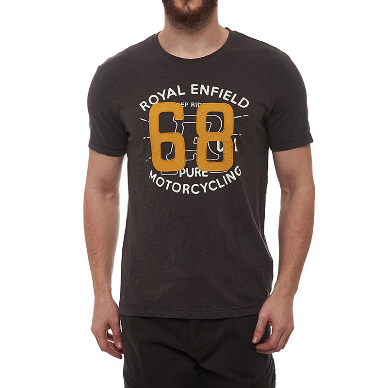 Summer Of 68 T-Shirt Dark Grey