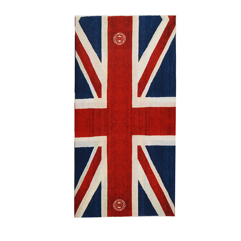 Union Jack Headgear Red Blue