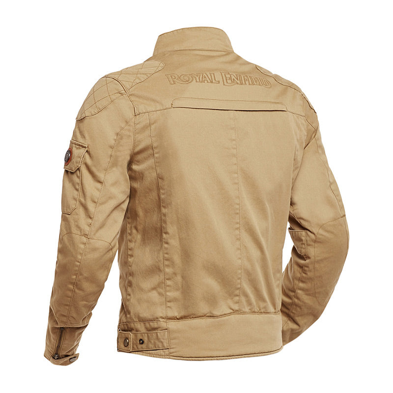 Urban Scout Jacket Khaki Brown