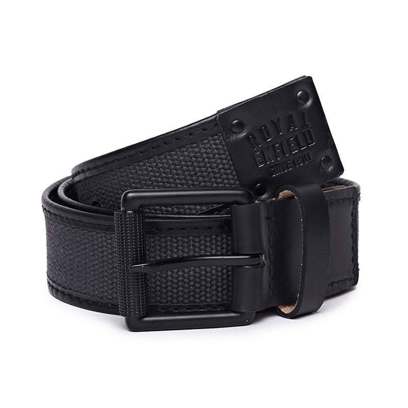 Webbing Belt Black