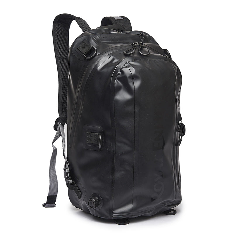 a2bb9bd0c7 Blitz Rainproof Backpack Black ...