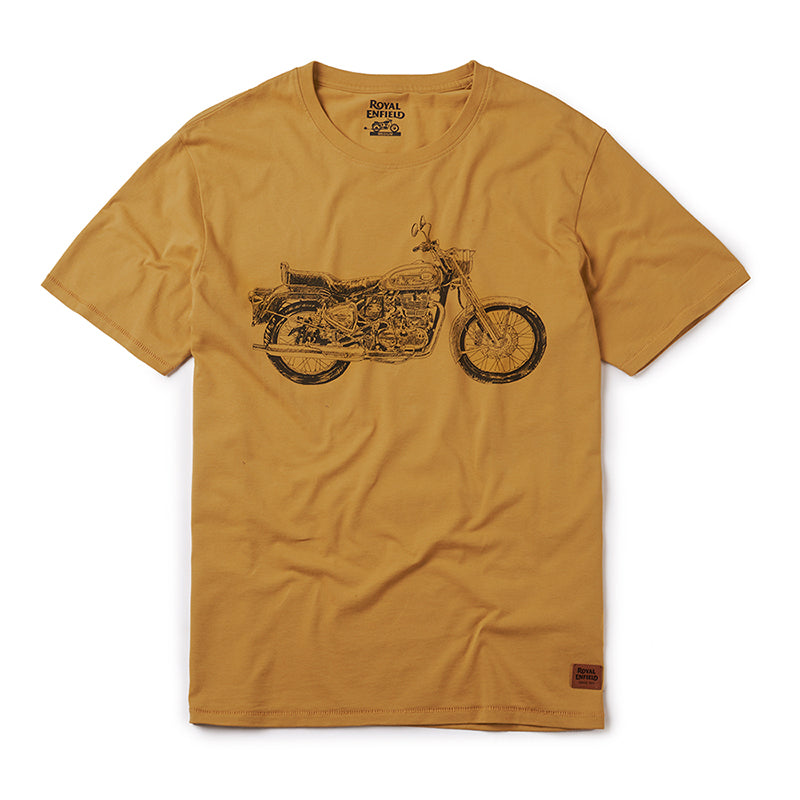 swatch Musterd Yellow