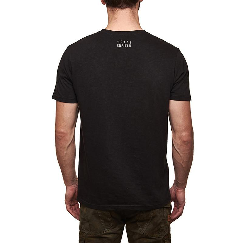 Classic 500 Re-Imagined T-Shirt Melange Black