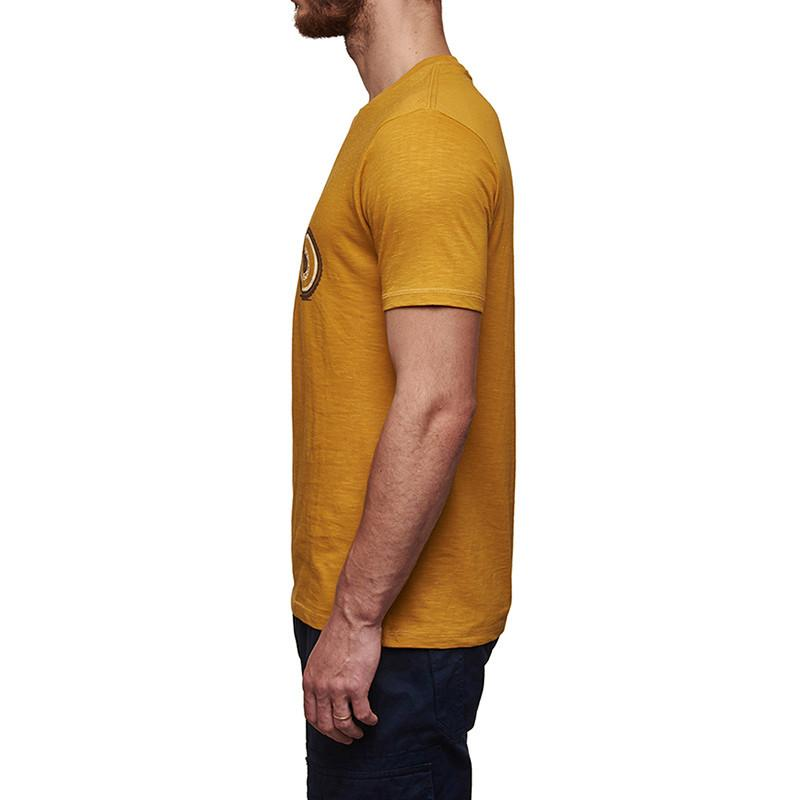 Classic 500 Re-Imagined T-Shirt Yellow - Royal Enfield