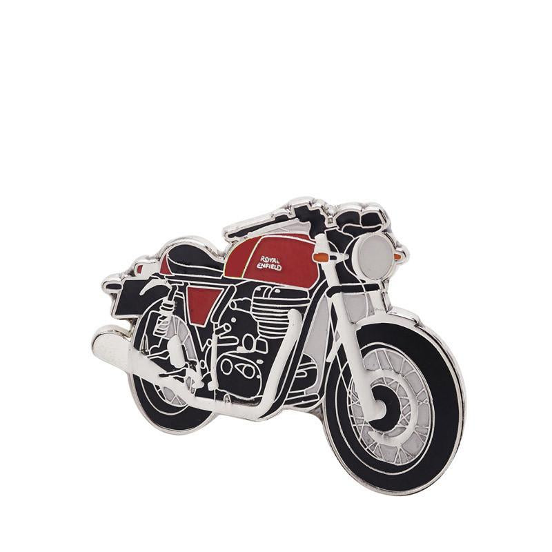 Royal Enfield Continental GT Lapel Pin GT Red