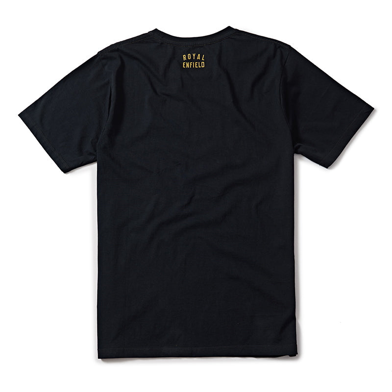 SCRAMBLE T-SHIRT  Black