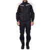 Royal Enfield Darcha Jacket Black White