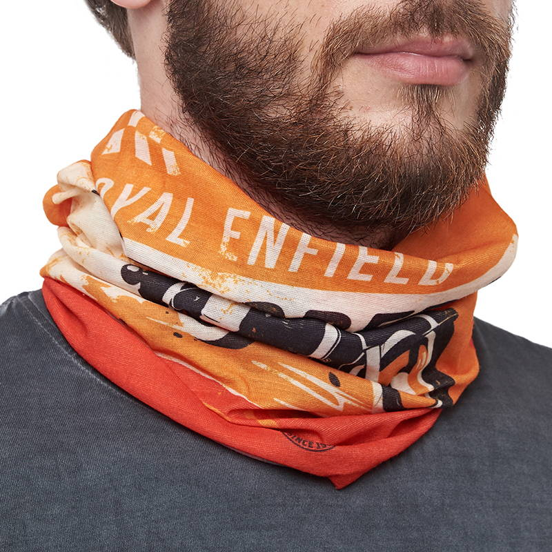 EXPLORERS TALES HEADGEAR Orange