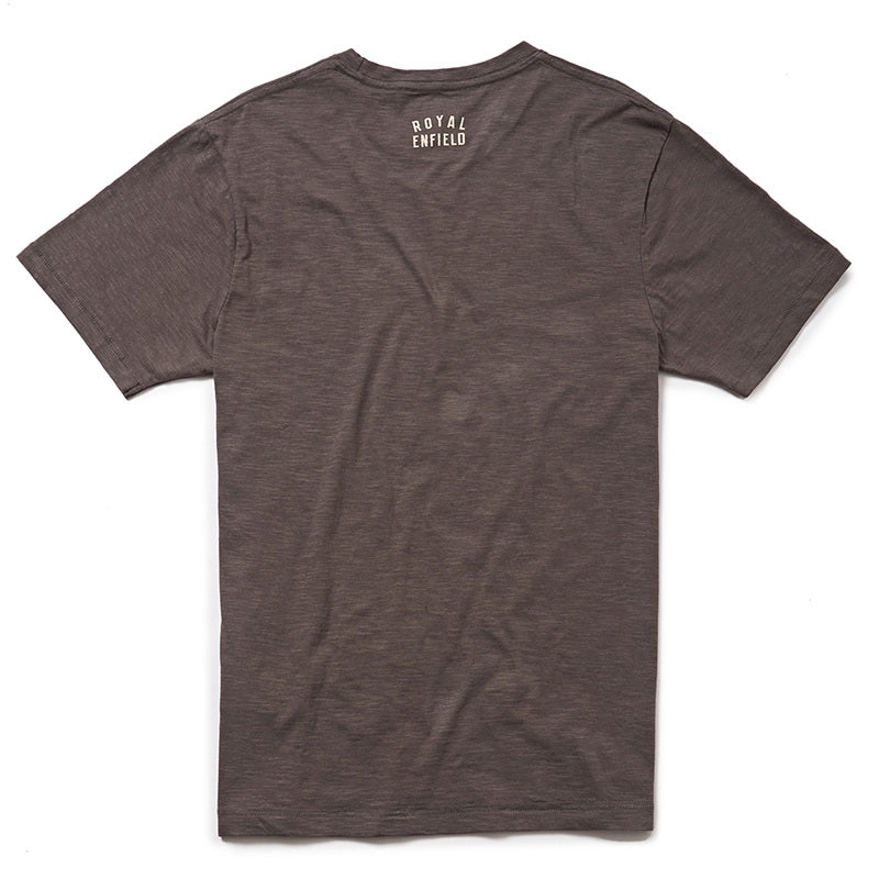 FROZEN RIDE T-SHIRT Charcoal Grey