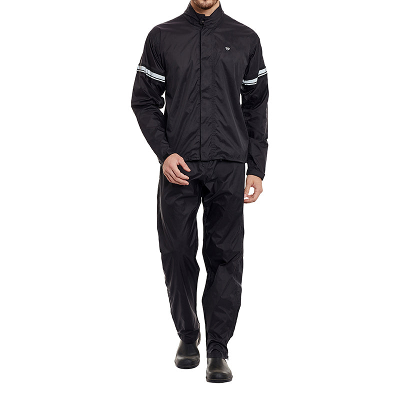 Highway Storm Rain Suit Black - Royal Enfield
