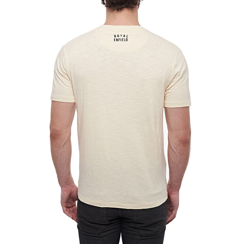 HIMALAYAN MASTERPIECE T-SHIRT - Off White