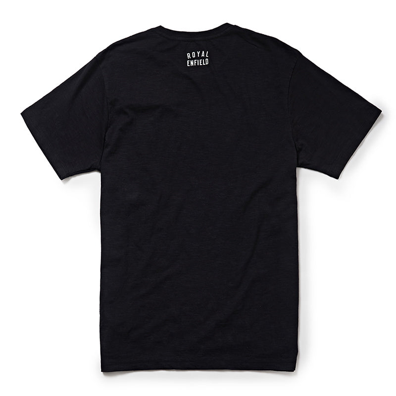 ICING ON A LAKE T-SHIRT - Black