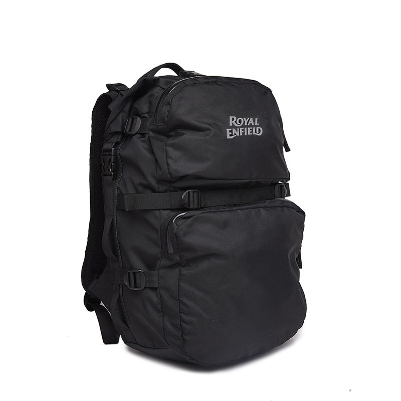 Keylong Backpack Black - Royal Enfield
