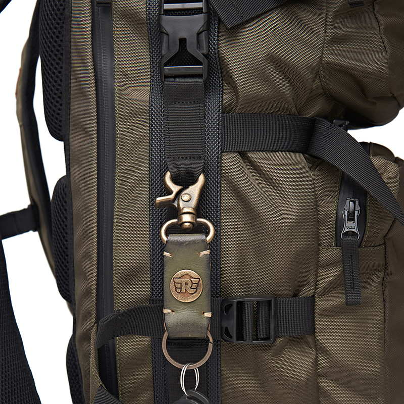 Keylong Backpack - Olive