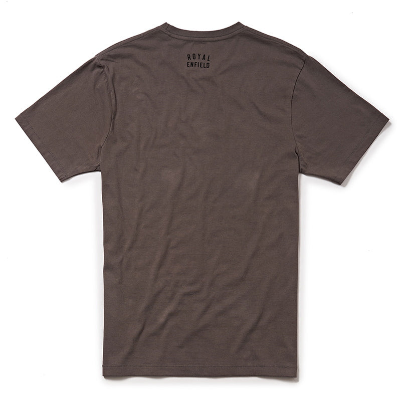 LEAN T-SHIRT- Charcoal Grey
