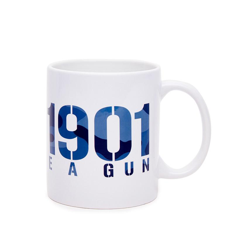 Mlg Coffee Mug Camo Blue