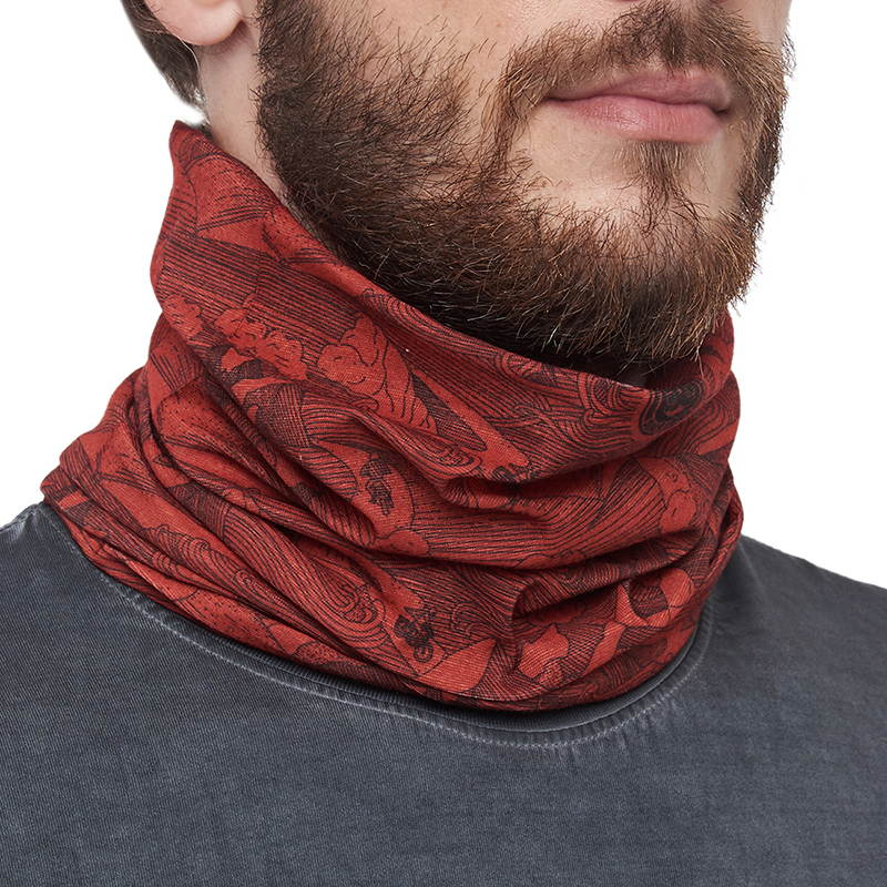 MOUNTAINWAVES HEADGEAR Clay Red