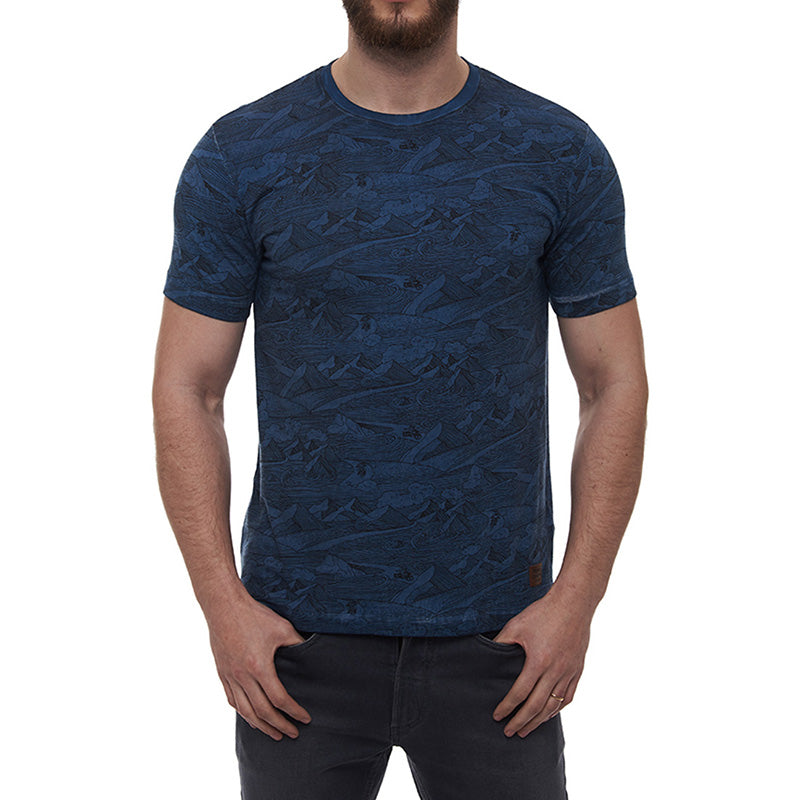 MOUNTAINWAVES T-SHIRT
