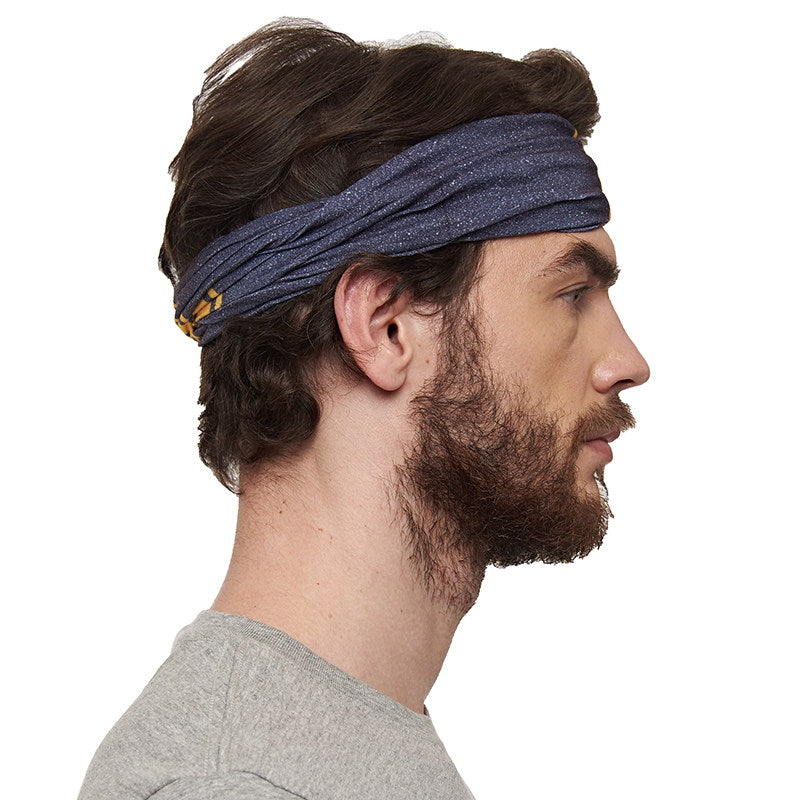 Camo Headgear Blue